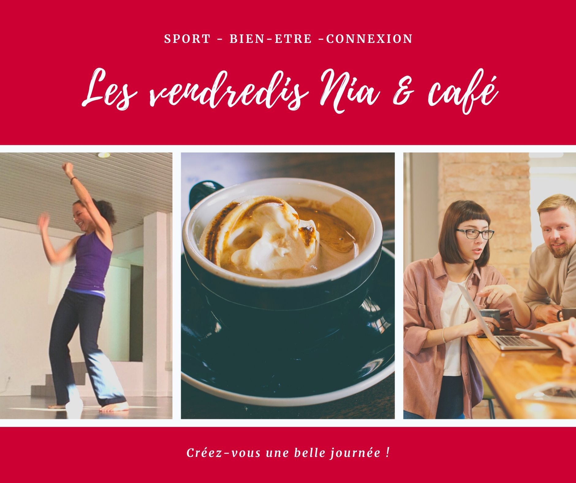 Les vendredis Nia & café